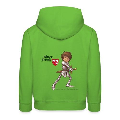Ritter Trenk Bio-T-Shirt für Kinder - Kinder Premium Hoodie