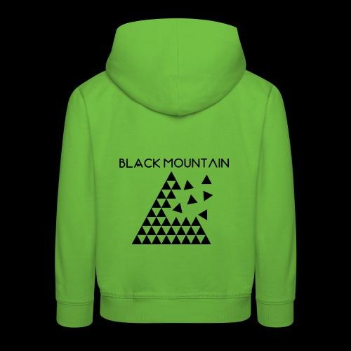 Black Mountain - Pull à capuche Premium Enfant