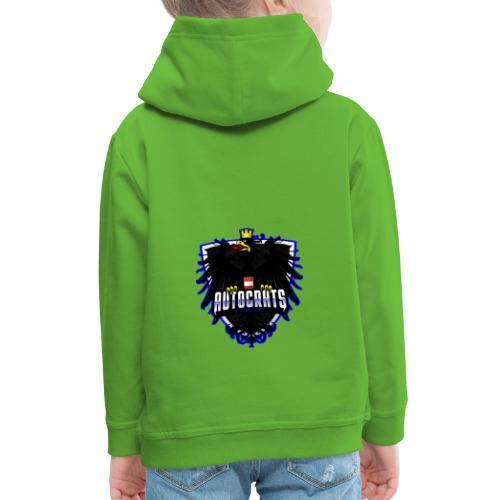 AUTocrats blue - Kinder Premium Hoodie