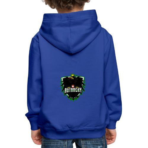 AUTarchy green - Kinder Premium Hoodie