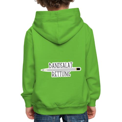 Bleistift Bandsalat Rettung 2 - Kinder Premium Hoodie