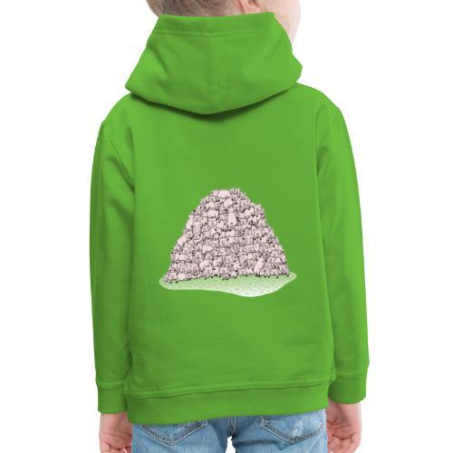 Der Sauhaufen - Kinder Premium Hoodie