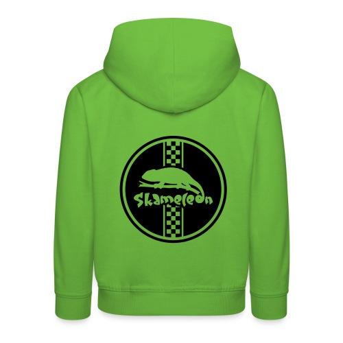 skameleon Logo - Kinder Premium Hoodie
