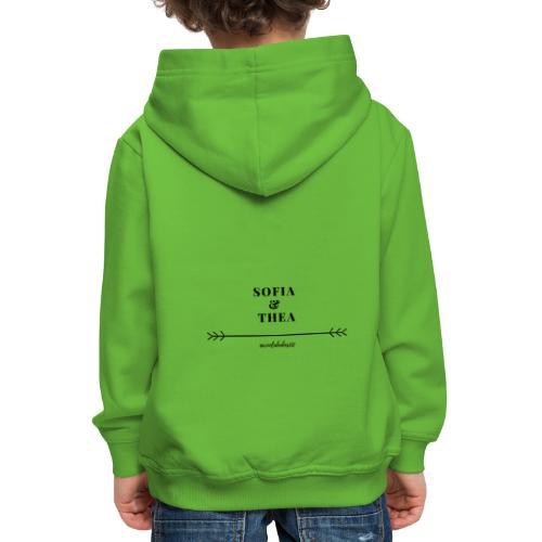 Sofia Thea - Premium-Luvtröja barn