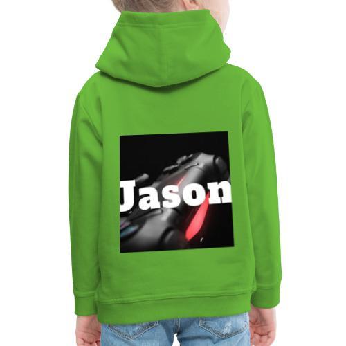 Jason08 - Kinder Premium Hoodie