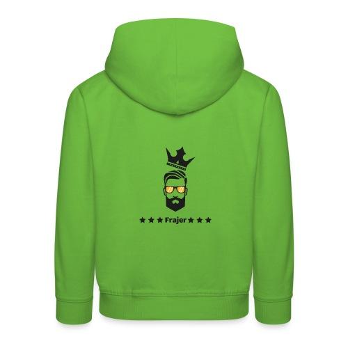 King Frajer - Kinder Premium Hoodie