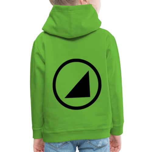 bulgebull marca oscura - Sudadera con capucha premium niño