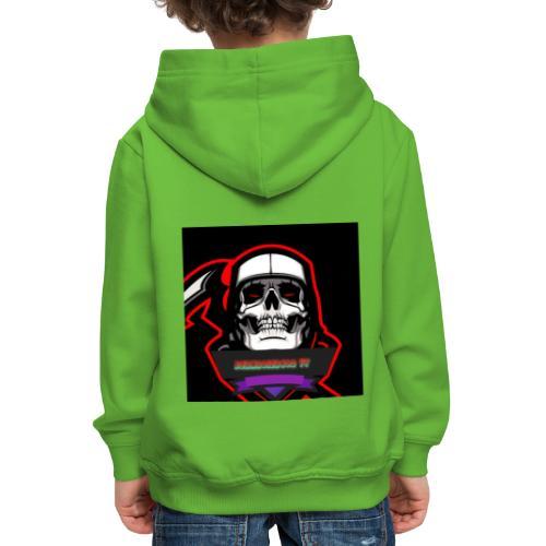 DerMagier432YT Shop - Kinder Premium Hoodie