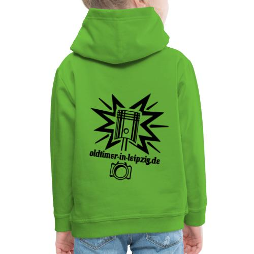 Kolben Logo - Kinder Premium Hoodie