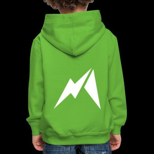 Matinsane - Pull à capuche Premium Enfant