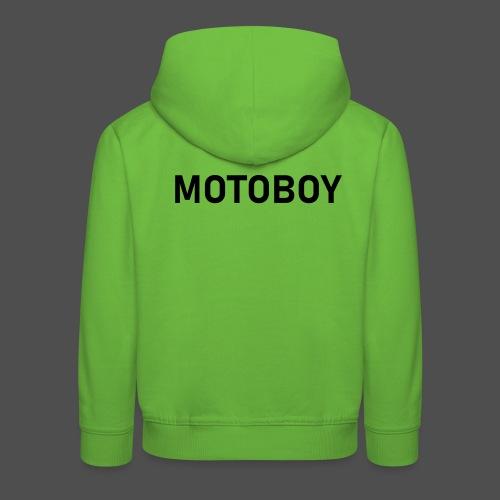 motoboy - Kinder Premium Hoodie