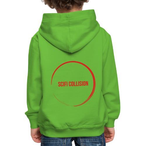 Red Logo - Kids' Premium Hoodie