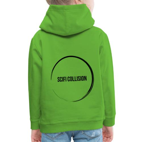 Black Logo - Kids' Premium Hoodie