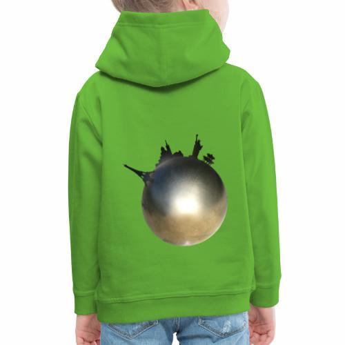 Boule de Pétanque Mondial - Pull à capuche Premium Enfant