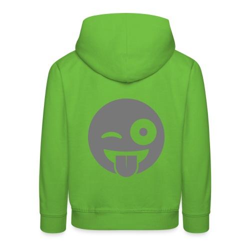 Emoji - Kinder Premium Hoodie