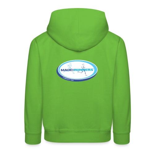 Made For Runners   Community Run - Felpa con cappuccio Premium per bambini
