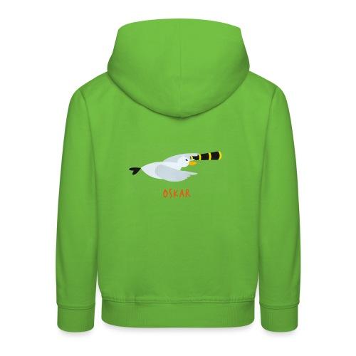 Möwe Matties - Kinder Premium Hoodie