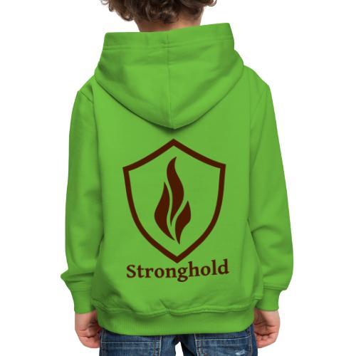Stronghold.Clothing Brand - Kinder Premium Hoodie