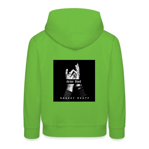 Love OUtta barz - Kids' Premium Hoodie