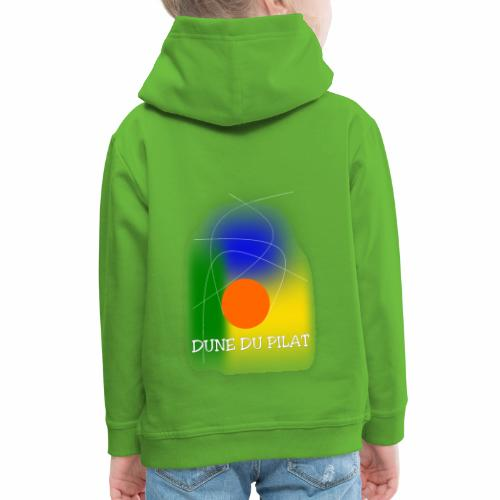 DUNE OF THE PILAT Trend - Kids' Premium Hoodie
