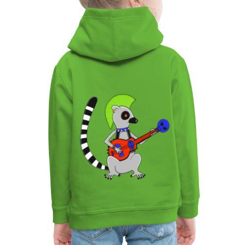 Katta-Punk - Kinder Premium Hoodie
