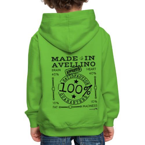 1,02 Prodotto a Avellino - Felpa con cappuccio Premium per bambini