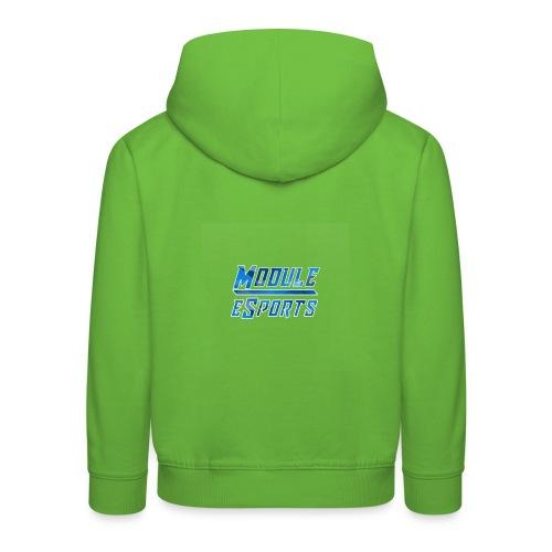 Module Text Logo - Kids' Premium Hoodie