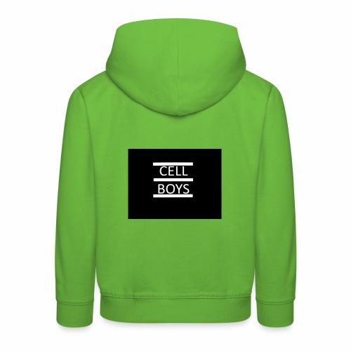 Original CELL BOYS - Kids' Premium Hoodie