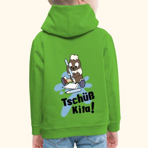 Pittiplatsch Tschüß Kita! - Kinder Premium Hoodie