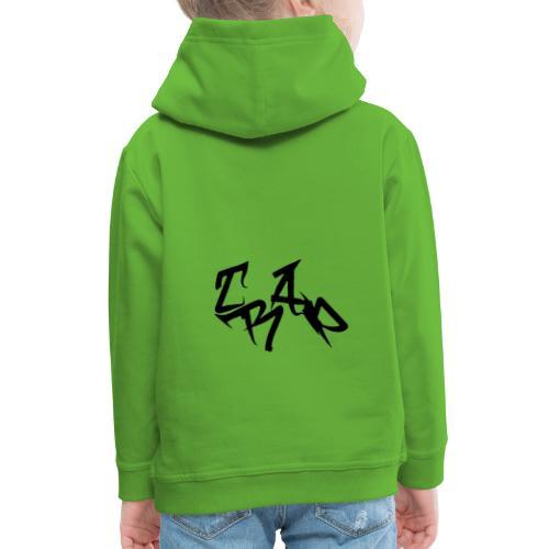 SOLO PARA AMANTES DEL RAP// Colectivo R.A.P - Sudadera con capucha premium niño