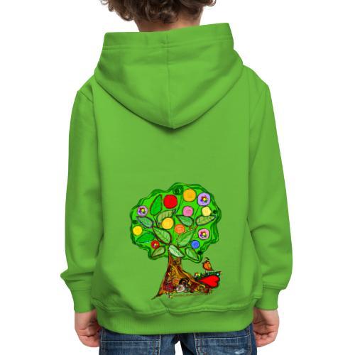 LebensBaum - Kinder Premium Hoodie