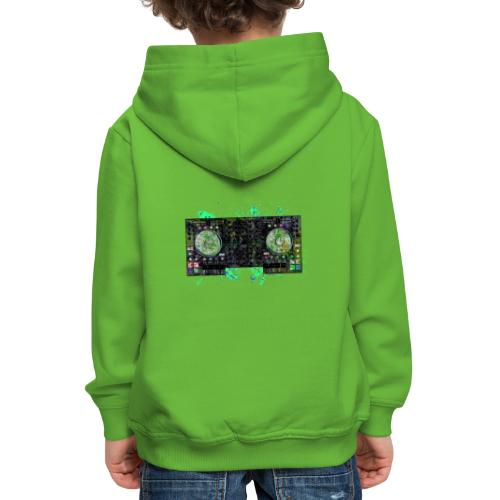 Electronic music t-shirts - Kids' Premium Hoodie