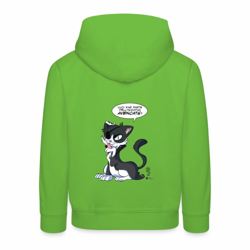 LARA - Felpa con cappuccio Premium per bambini