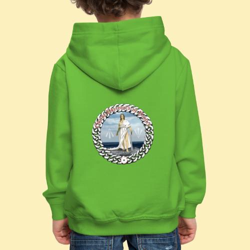 Ordre Druidique de Dahut Logo - Pull à capuche Premium Enfant