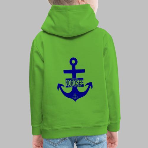 Nordsee Anker Meer geht immer - Kinder Premium Hoodie