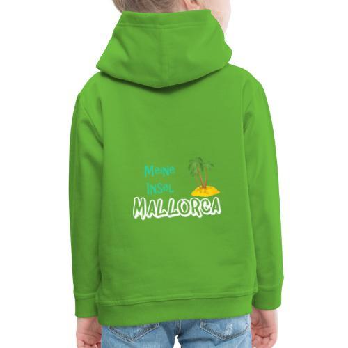 Mallorca meine Insel - Holiday Urlaub Ferien - Kinder Premium Hoodie