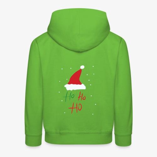 hohoho - Pull à capuche Premium Enfant