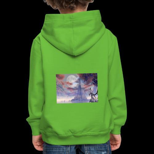 FANTASY 3 - Kinder Premium Hoodie