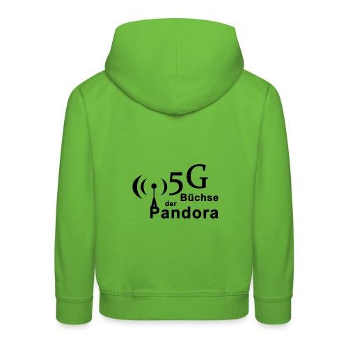 5G Büchse der Pandora - Kinder Premium Hoodie