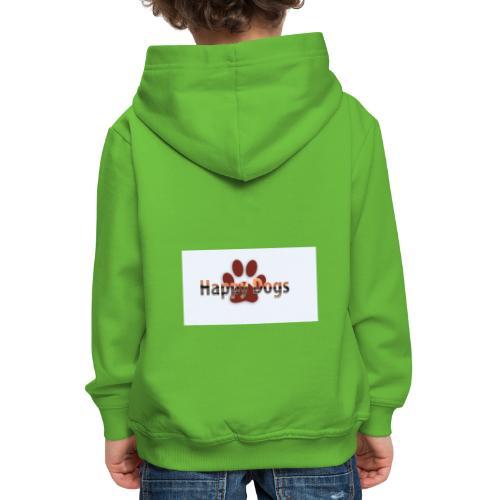 Happy dogs - Kinder Premium Hoodie