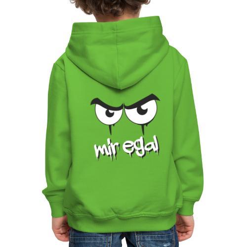 Mir egal - Kinder Premium Hoodie