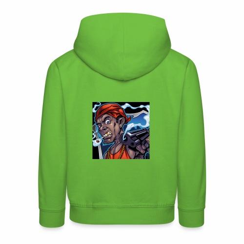 Crooks Graphic thumbnail image - Pull à capuche Premium Enfant