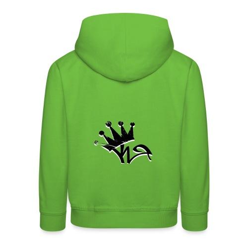 Crown - Kids' Premium Hoodie