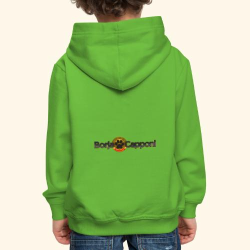 BCA New Logo DEFO Good color copia - Sudadera con capucha premium niño
