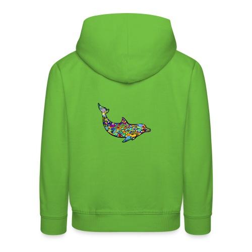 Dolphin - Kids' Premium Hoodie