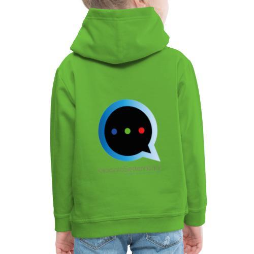 GS Model - Felpa con cappuccio Premium per bambini