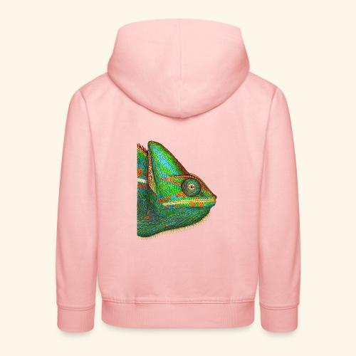 Chamäleon - Kinder Premium Hoodie