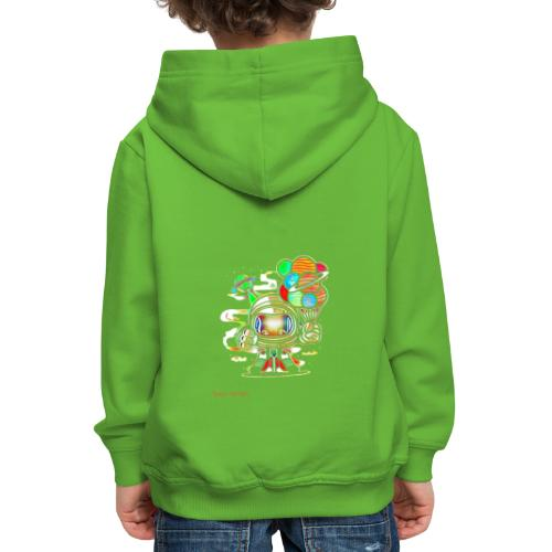 Spagrg00001 - Sudadera con capucha premium niño