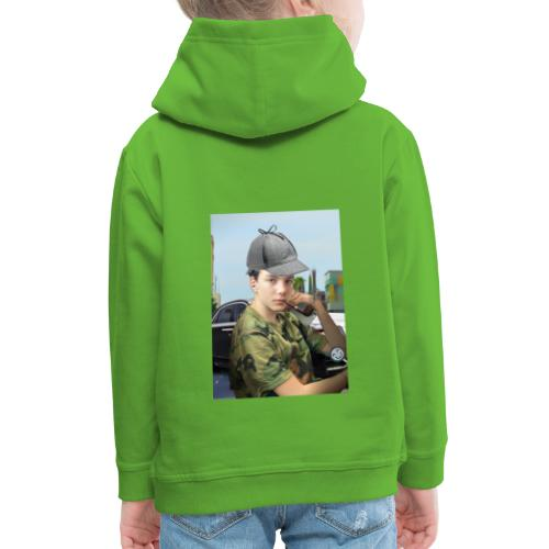 Detektiv Laurin - Kinder Premium Hoodie
