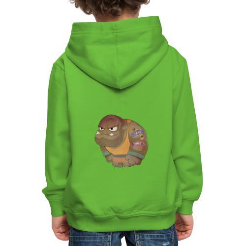 Brabucon00001 - Sudadera con capucha premium niño